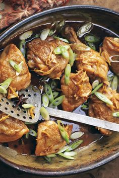 Star Anise and Ginger Braised Chicken | Recipe | Star Anise, Braised ...