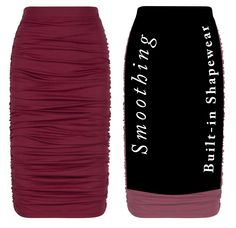Shapewear, Hemline, Slim, Clothes For Women, Skirts, How To Make, Collection, Dresses, Fashion