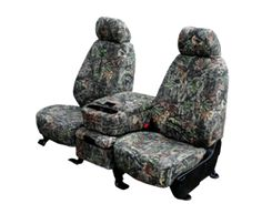 Caltrend Hunter Camouflage Seat Covers