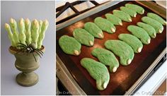 Witch Finger Cookies, or Troll Toes?? #nailedit