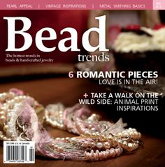 Bead Trends Magazine: Feb 2012 | Northridge Publishing