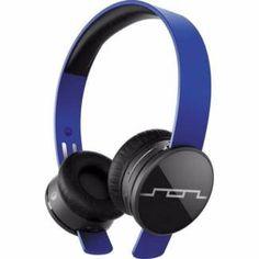 Sol Republic Tracks Air Wireless On-Ear Headphones Bluetooth Headset Red & Black Bluetooth Headphones, Beats Headphones, Over Ear Headphones, Red Headband, Headset, Design Inspiration, Ebay, Ear Phones, Tecnologia