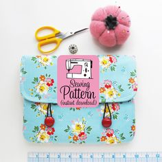 Envelope Clutch PDF Sewing Pattern / michellepatterns