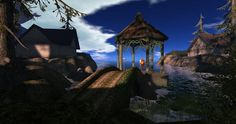 Fantasy Faire 2014 - Medhir Woods Largest Waterfall, Autumn Forest, Woods, Fantasy, Explore, Nature, Naturaleza, Woodland Forest, Forests
