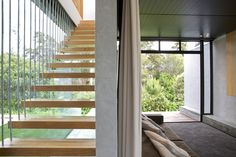 Rutherford House by Tim Dorrington Architects.