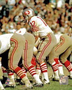 John Brodie San Francisco 49ers #NFL Action Photo Rr039 (select Size) from $63.99