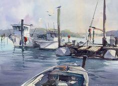 Seascapes - Vladislav Yeliseyev