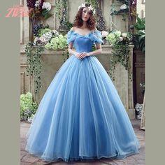 Aliexpress.com: Comprar Cenicienta Azul Claro Vestidos de Quinceañera Vestidos de Bola Fuera del Hombro de Organza con cordones Dulce 16 Vestido Vestidos De 15 de Vestidos de Quinceañera fiable proveedores en Onlyshow