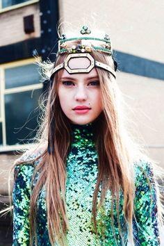 londonwarrior:    20,000 Leagues Under the Sea Fashion xo