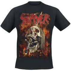 Sword Skull Slayer  $19.99 (euros) Camiseta T-shirts Exclusivo en EMP Rock Mailorder España : La más grande venta por correo de Merchandising Oficial Musica Metal / Hard rock / Heavy / Gótico / Militar/ Lolita & Punk Style ..de Europa !