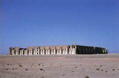Palacio de Ujaydir o Ukhaidir (Irak), S.VIII. Dinastía abasí. -17