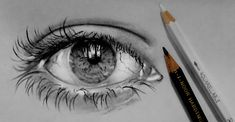 By Jatinder Singh, a tattoo apprentice and graphic design student in Toronto, Canada. He is self-taught when it comes to fine arts, and most of his pencil drawings are done quite quickly—like the realistic eye (above) was done in a few hours.