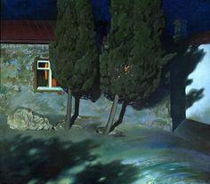 Петров, Кореннова «Два кипариса» 1986