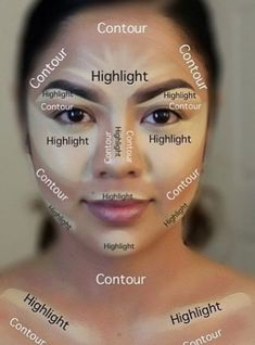 Do you contour? You can start with our amazing highlight and contour set that co. Do you contour? You can start with our amazing highlight and contour set that co… Do you contour? You can start with our amazing highlight and contour set that co, Easy Contouring, Contouring For Beginners, Contouring And Highlighting, Contouring Tutorial, Makeup Contouring, Contour Face, How To Contour Your Face, Makeup Brushes, Contouring Guide
