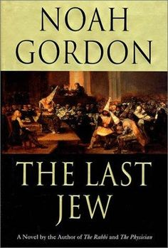 Cover of: The Last Jew by Noah Gordon