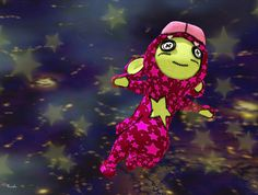 Starry by Ursula Floresby...Kidnapped By RL, via Flickr