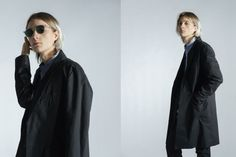 Maiden Noir SS16.  menswear mnswr mens style mens fashion fashion style campaign lookbook maidennoir