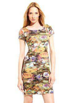 PHILOSOPHY BY REPUBLIC Bateaux Short Sleeve Dress