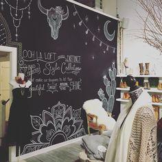 Chalk Wall Chalkboard Paint Bedroom Art