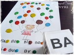 Sylabowe zabawy cd. ~ Pomysłowe Smyki Learning Time, Diy And Crafts, Kindergarten, Calendar, Education, Holiday Decor, Speech Language Therapy, Reading, Projects