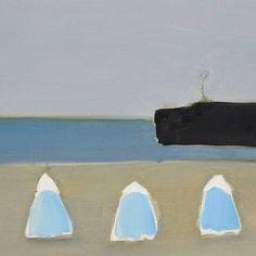 Nicolas de Staël - Artist XXè - Abstract Art - Calais - 1954