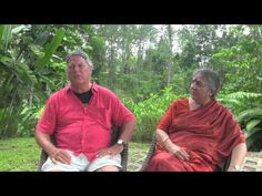 Ronnie Cummins and Dr. Vandana Shiva at the 2015 Regeneration International Conference