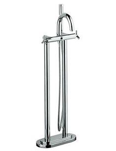 Image of Grohe Spa Atrio Ypsilon Floor Mounted Bath Shower Mixer Tap