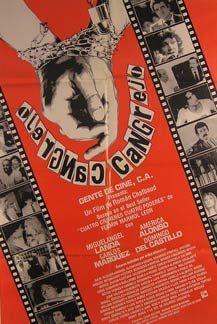 CINE VENEZOLANO PARA LLEVAR: Cangrejo (1982) [Román Chalbaud] TREMENDAS PELICULAS LA I Y LA II