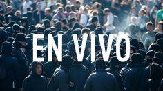 Vino y girasoles...: Berlín: 20000 efectivos para detener manifestacion...
