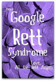 Rett awareness