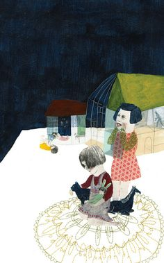 Julie Van Wezemael http://julievanwezemael.blogspot.be/