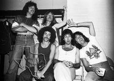 Journey - Jun 1977 at Houston Music Hall - Rockin Houston Great Bands, Cool Bands, Aynsley Dunbar, Gregg Rolie, Journey Band, Journey Steve Perry, Beach Music, Ocean Isle Beach, Rock Concert