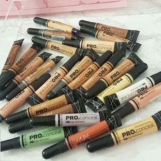 @evita424 We're her favorite online store for affordable makeup , especially #lagirlproconcealer Many thanks  http://www.ikatehouse.com/la-girl-conceal.html