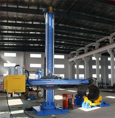 Get 3X3 Column Boom With Rotator for #Automatic #Welding on Pipes or Vessels Online at Discounted Price