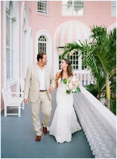 Ashley & Geoff: A Don CeSar Wedding on St. Pete Beach - The Ganeys | Fine Art Film Wedding Photographers Wedding Pics, Wedding Day, Wedding Dresses, Beach Wedding Locations, St Pete Beach, Couple Posing, Engagement Pictures, Closest Friends, Poses