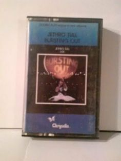 Vintage 1978 Cassette Tape of Jethro by LMTDInteriorConsults, $7.00