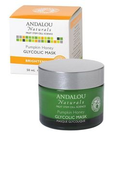 Best Organic Skincare Products - Andalou Glycolic Mask | Makeup Tutorials http://makeuptutorials.com/organic-makeup-skincare-product-reviews