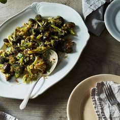 Ina Garten's Parmesan-Roasted Broccoli recipe on Food52
