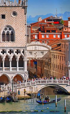 Bridge of Sighs, Venice | Flickr - Photo Sharing!