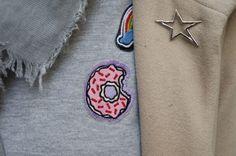 Related Patches, Brooch, Blog, Jewelry, Fashion, Moda, Jewlery, Jewerly, Fashion Styles