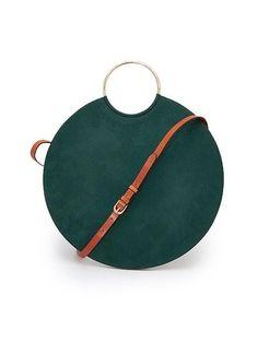 LATELEE STUDIO Two Round Bag | W concept