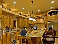Amazing kitchen...