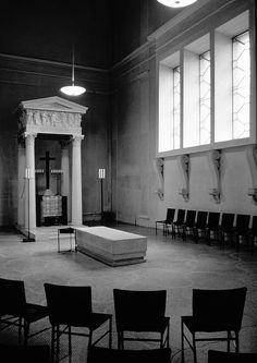 Sigurd Lewerentz, Chapel of the Resurrection.