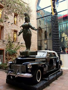 Catalonia - Figueres Dalí Theatre-Museum by Traveling Milers