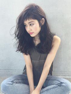 アルバム シブヤ(ALBUM SHIBUYA) 【ALBUM渋谷】NOBU_ウェットウェーブロング_61060