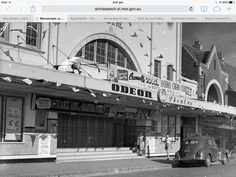 The Cronulla Cinema Arts Theatre, Land Of Oz, Historical Photos, Time Travel, Wonderful Places, Old Photos, Sydney, The Neighbourhood, Past