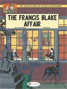 The Francis Blake Affair: Blake & Mortimer #4
