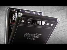 El packaging/amplificador de Coca Cola que es puro rock&roll