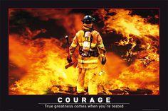 Firefighter motivation...