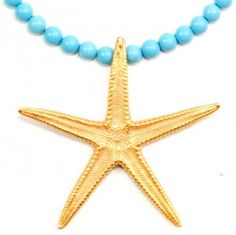 Catherine Weitzman - Starfish Necklace